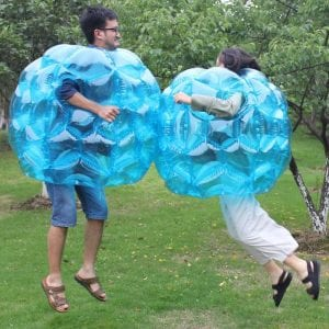 Hi Suyi Inflatable Body Bubble Portable Bumper Balls