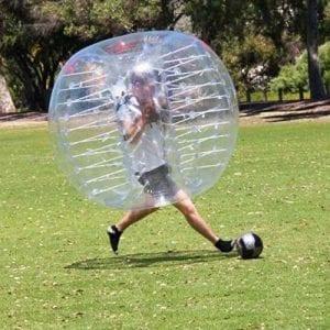 Holleyweb Non-toxic Washable Human Inflatable Bumper Ball