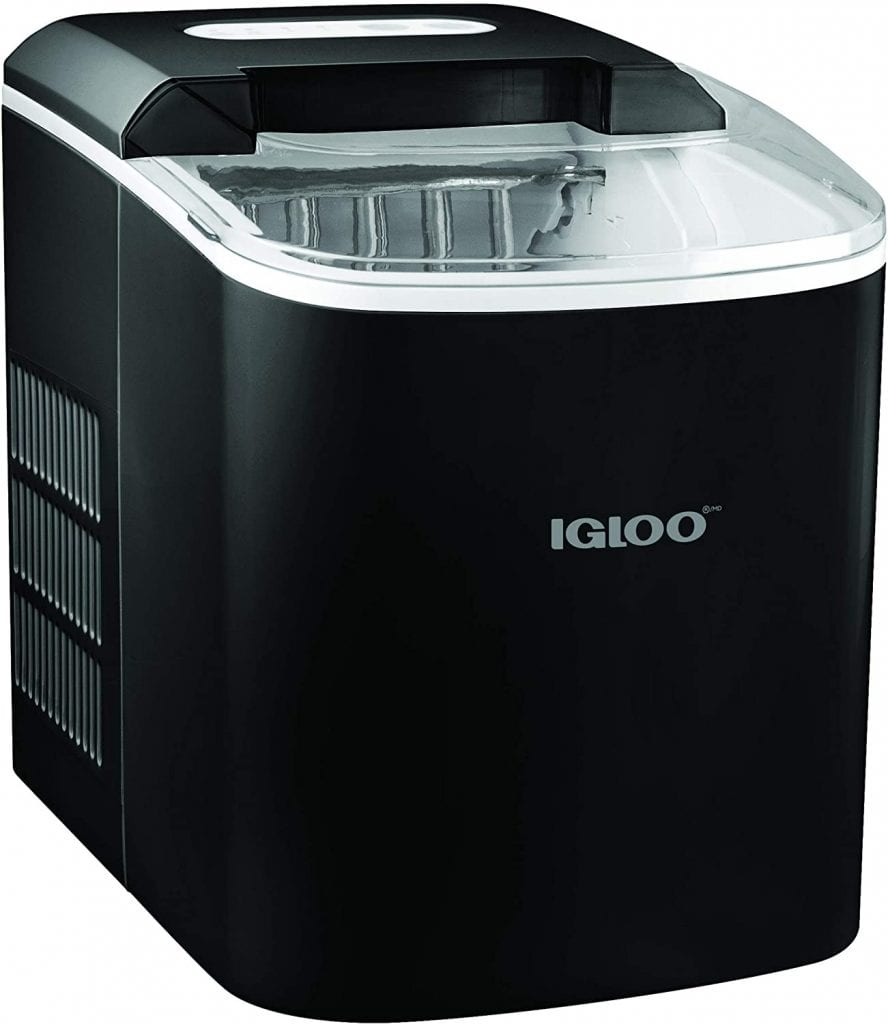 Igloo Portable Electric Countertop 26-Pound Automatic Ice Maker