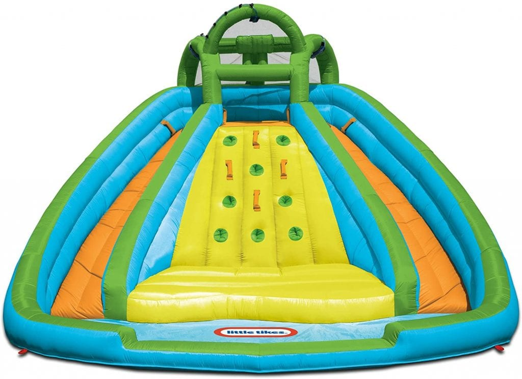 Little Tikes Rocky Mountain River Race Inflatable Slide