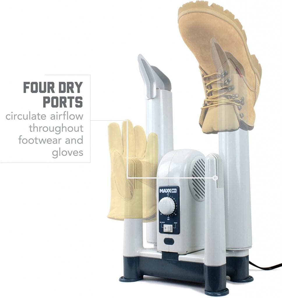Maxxdry Heavy-Duty Boot Dryer