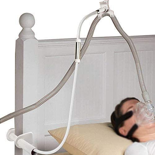 Pevor Folding Rotating Universal Head Ball CPAP Hose Holder