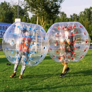 Popsport Traditional Eco-Friendly Easily Inflatable Bumper Balls
