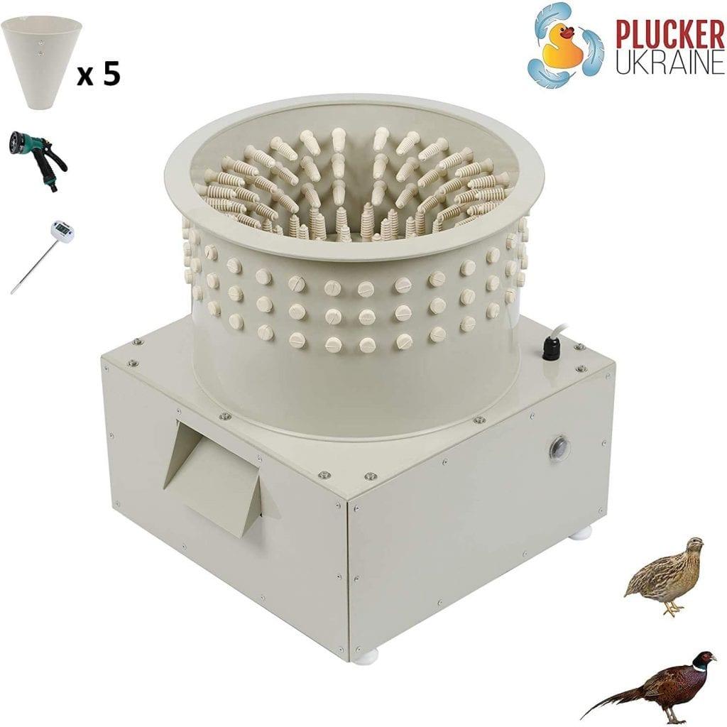 Quail Plucker Machine for Small Birds