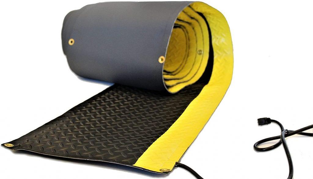 RHS Heated Walkway Mats-(30-inches x 4-feet)