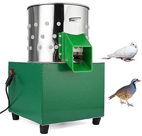 Small Chicken Dove Feather Plucking Machine
