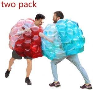 Sunshinemall Inflatable Heavy Duty Vinyl Bumper Balls