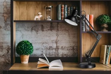 Swing Arm Desk Lamp