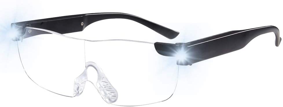 Tide Magnifying Glasses with LED Light
