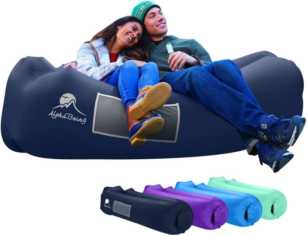 Visit The AlphaBeing Store Travelling Air Chair Perfect Inflatable Lounge