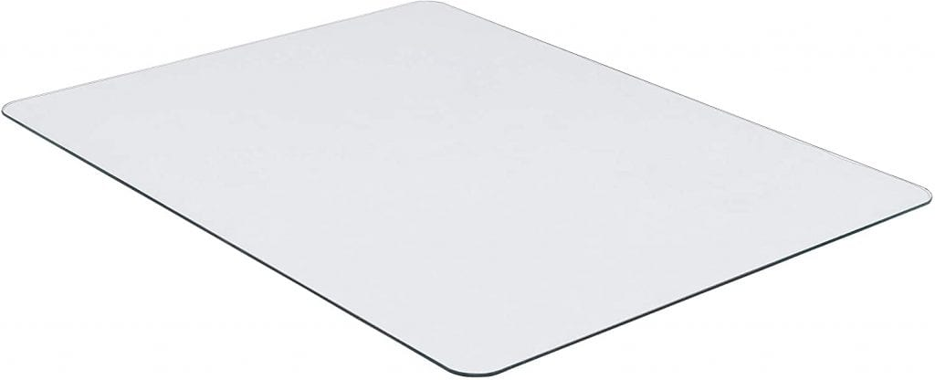 Visit The Lorrel Glass Tempered Floor Chair Mat