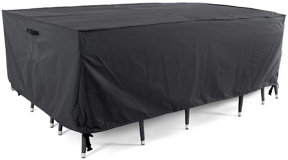 Visit The Tempera UV Protecting Grey Space Waterproof Cover For Furniture