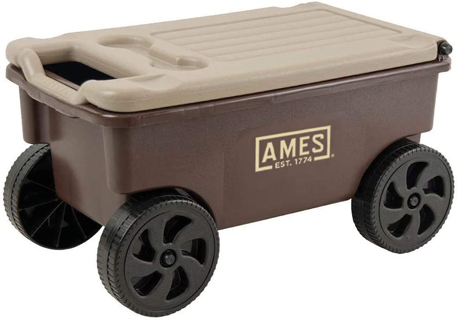 AMES 1123047100 Buddy Garden Cart