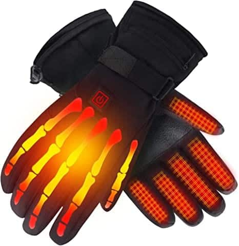 Autocastle Heated Gloves with Rechargeable Battery