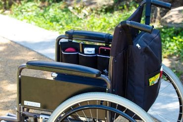 Best Wheelchair Side Bag