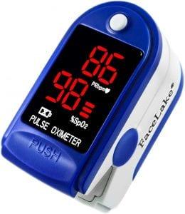 Facelake Store Oximeter