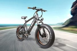 Fat Fire Electric Mountain Bike