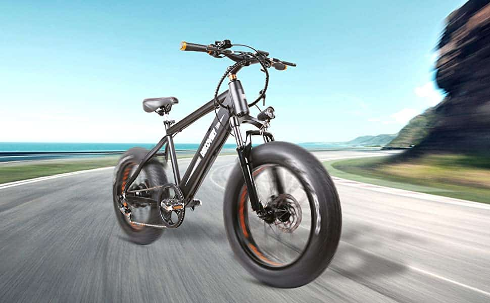 The Best Fat Tire Electric Mountain Bike