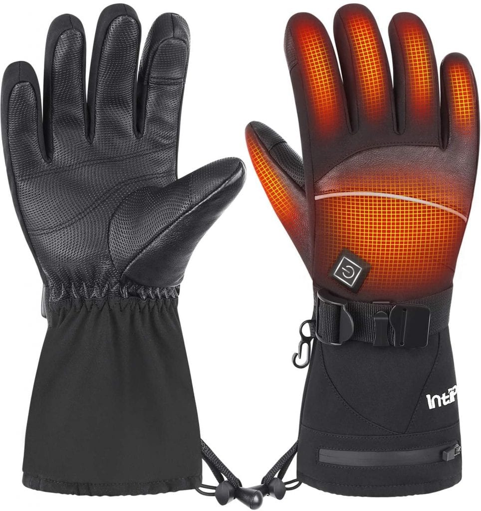 INTIPAL Heated Gloves for Men Women