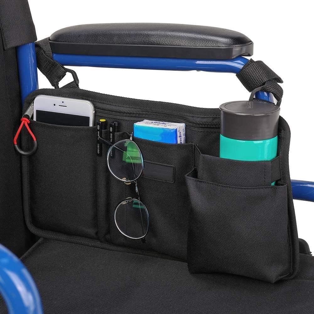ISSYZONE Wheelchair Side Bag