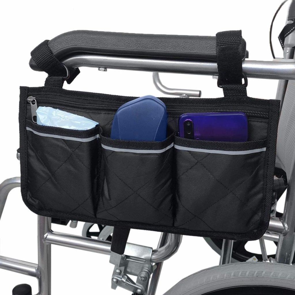 KEEFIT Wheelchair Side Bag