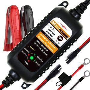 MOTO POWER 12V Battery Maintainer