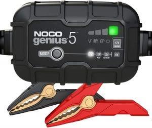 NOCO Genius5 Maintainer with Temperature Compensation