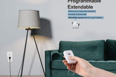 Remote Control Light Switch