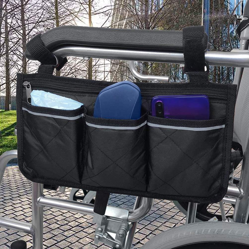 YGYQZ Wheelchair Side Bag