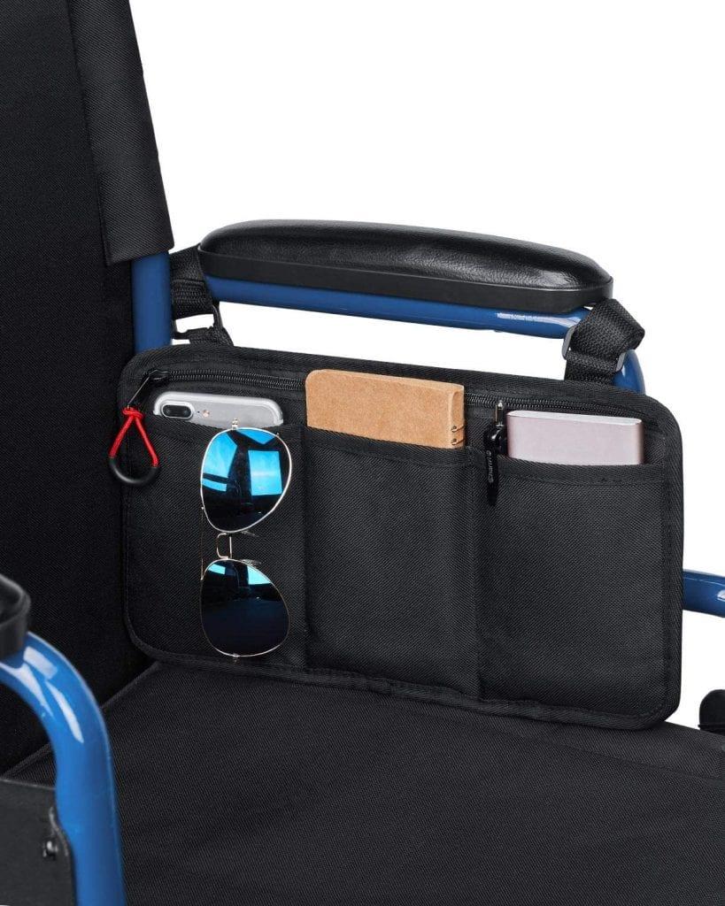kemimoto Wheelchair Side Bag