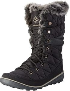 Columbia Women's Winter Boot Omni - HEAT Waterproof and Breathable