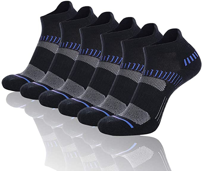 Cooplus Men's Ankle Socks Athletic