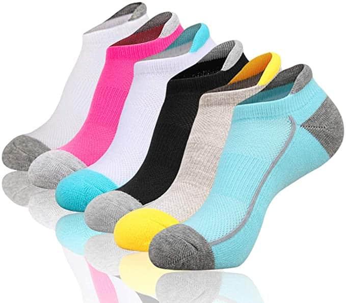 Heatuff Low Cut Women's Ankle Athletic Socks