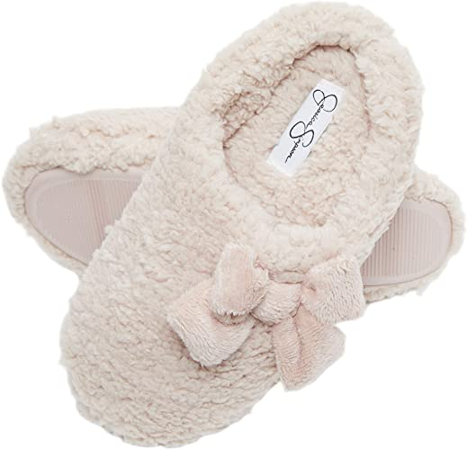 Jessica Simpson Memory Foam Women's  House Slipper Clog