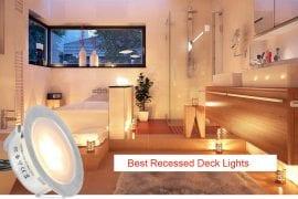 Recessed Deck Lights