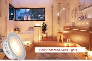 Recessed Deck Lights