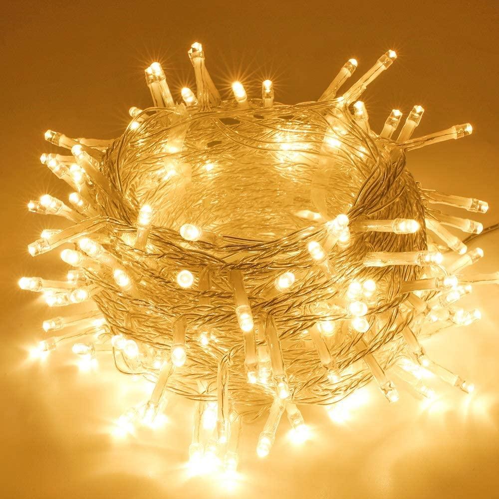 SANJICHA Upgraded String Lights
