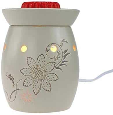 Starmoon Diffusing Fragrance Wax Melting No Flame Candle Warmer
