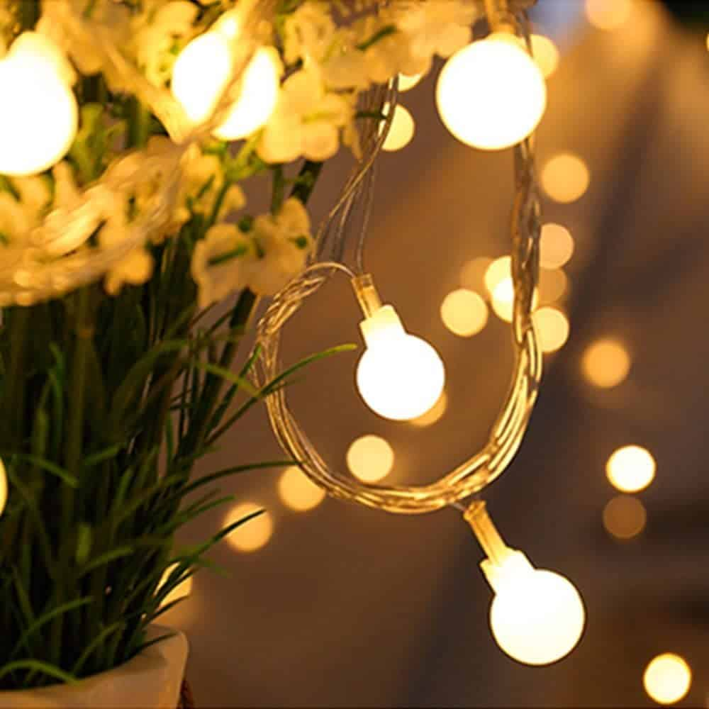 ZOUTOG Battery Operated String Lights