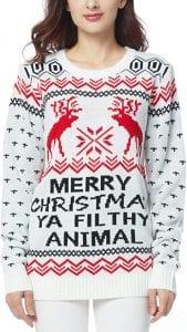 v28 Women's Christmas Sweater