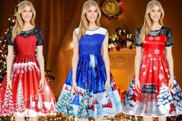 Best Christmas Dresses For Women