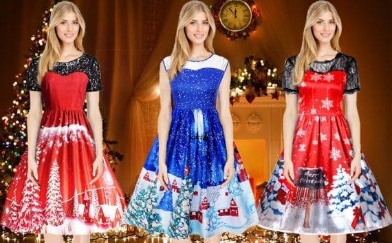 Best Christmas Dresses For Women