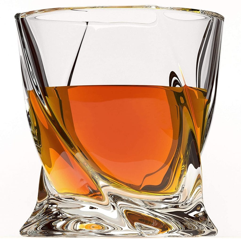 Brotec Premium Crystal No Lead Elegant Large Tumbler For Whiskey