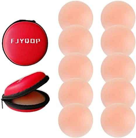 FJYQOP Silicone Nipple Covers