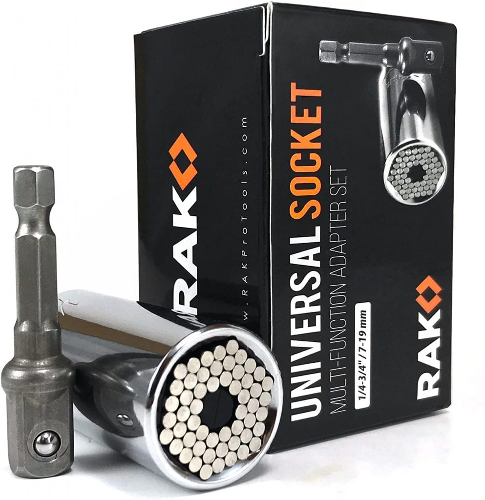 RAK Universal grip for bolts and nuts