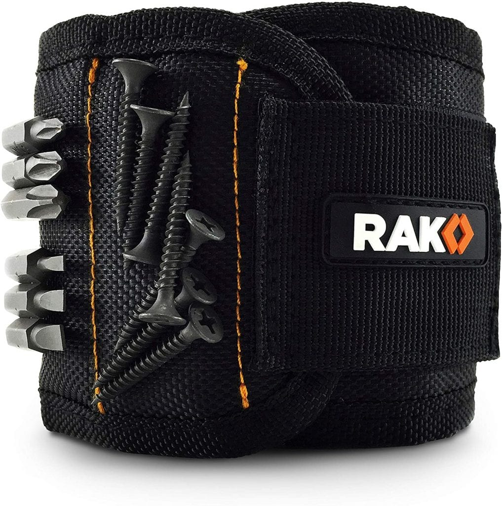 RAK Wristband for small items, magnetic