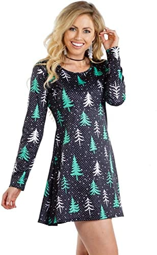 Tipsy Elves Sweater Party Dress